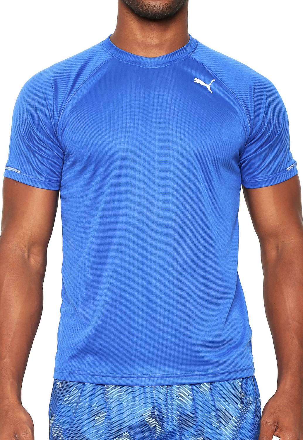 70e28facbc CAMISETA PUMA CORE RUN TEE MASCULINA 51590812 - Polissport