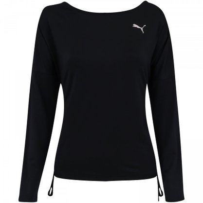 Blusa Puma Transition Light Cover Up