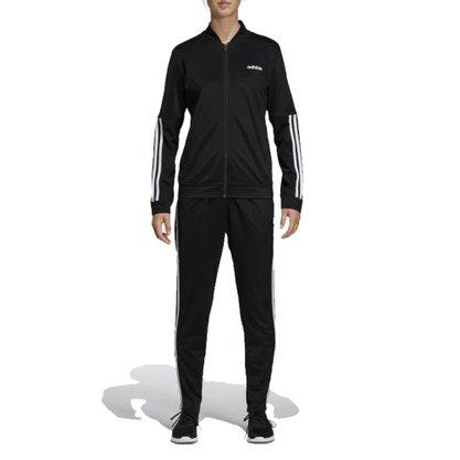 Agasalho Adidas Back 2 Basics 3 Stripes