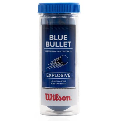 Bola Frescobol Wilson Blue Bullet
