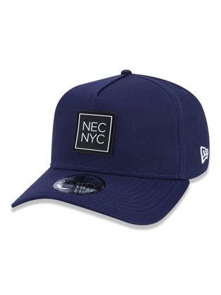 Boné New Era 9Forty A-Frame Nec Nyc New York City