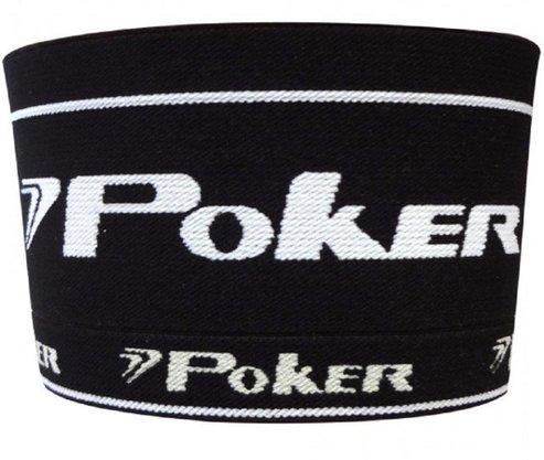 Faixa De Capitão Elástica Poker