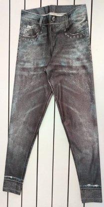 Legging Colcci Fitness Jeans Estr