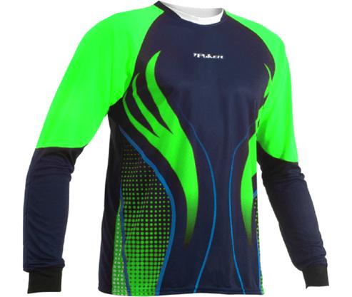 Camisa Goleiro Poker Sunlimax 5 Chilavert