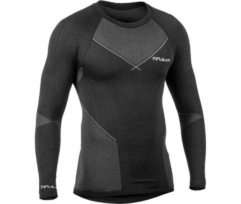 Camisa Poker SKIN Comfort X-RAY