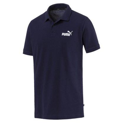 Camisa Polo Puma Essentials Pique