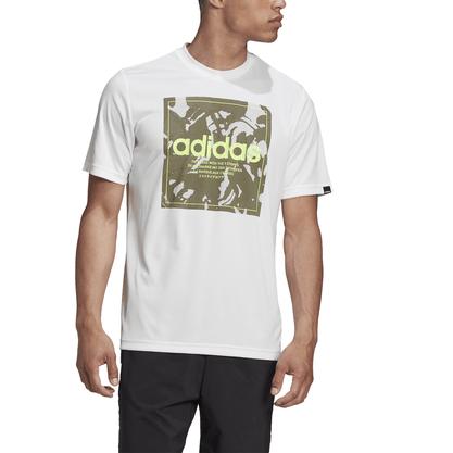 Camiseta Adidas Box Camouflage