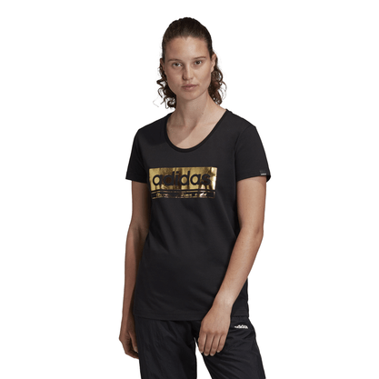 Camiseta Adidas Foil Graphic