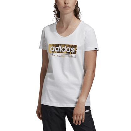 Camiseta Adidas Foil Graphic