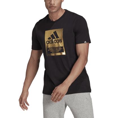 Camiseta Adidas Foil Logo Box