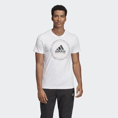Camiseta Adidas Mh Emblem Tee