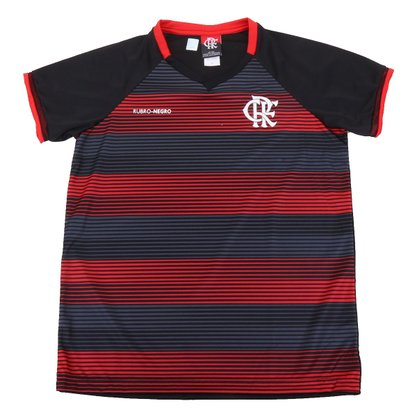 Camiseta Braziline Flamengo Care