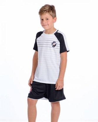 Camisa Braziline Vasco Temp Raglan