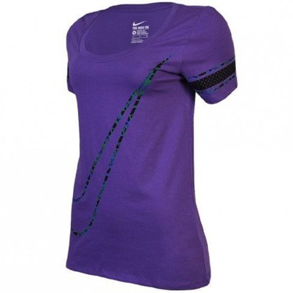 Camiseta Nike Tee Photogram Swoosh
