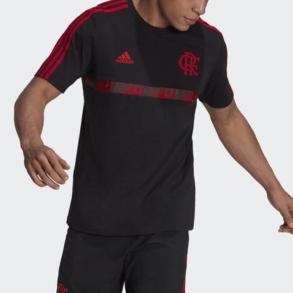 Camisa Flamengo Adidas Icons