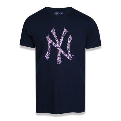 Camiseta New Era MLB New York Yankees Extra Fresh Time Icon