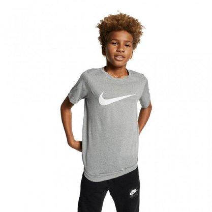 Camiseta Nike Dry Tee Leg Swoosh