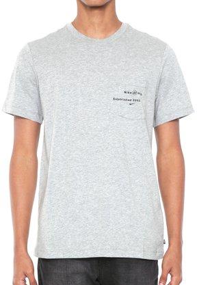 Camiseta Nike Sb Tee Logo Pocket