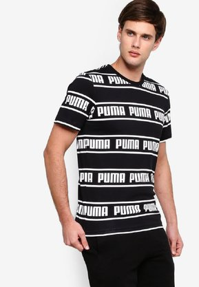 Camiseta Puma Amplified Tee