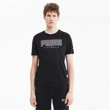 Camiseta Puma Athletics Tee