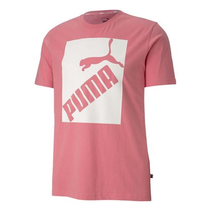 Camiseta Puma Big Logo Tee