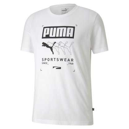 Camiseta Puma Box Tee