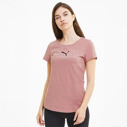 Camiseta Puma Rebel Graphic Tee