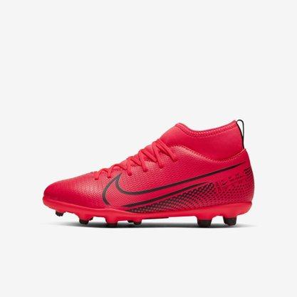Chuteira Nike Jr Superfly 7 Club Fg