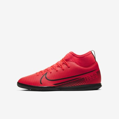 Chuteira Nike Jr Superfly 7 Club Ic