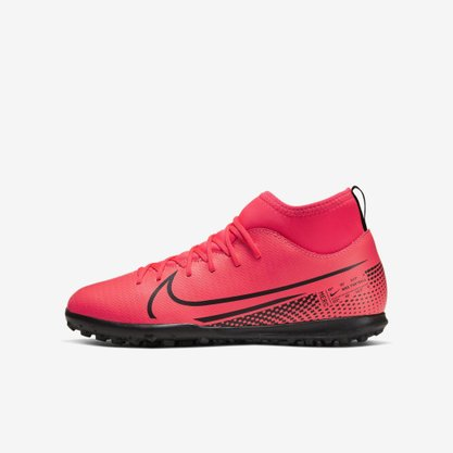 Chuteira Nike Jr Superfly 7 Club Tf