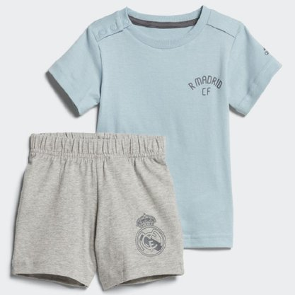 Conjunto Adidas Real Madrid Mini Me