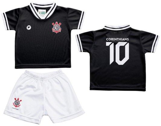 Conjunto Corinthians Torcida Baby