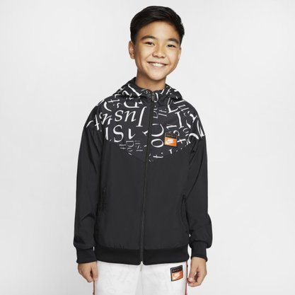 Jaqueta Nike Jdi Windrunner Infantil