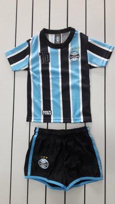 Kit Grêmio Placar Infantil