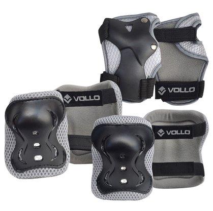 Kit Proteção Vollo Esportes
