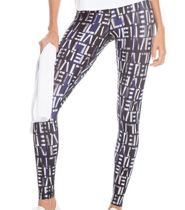 Legging Live Outdoors Abstract