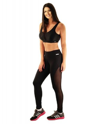Legging Sant Fit Compress Tela Lateral