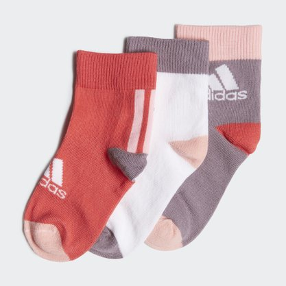 Meia Adidas Lk Ankle S 3pp