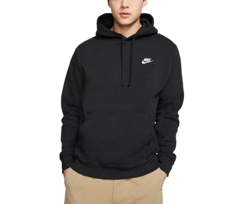 Moletom Nike Sportswear Club Fleece