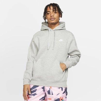Moletom Nike Sportswear Club Fleece