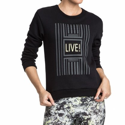 Moletom Live Fleece
