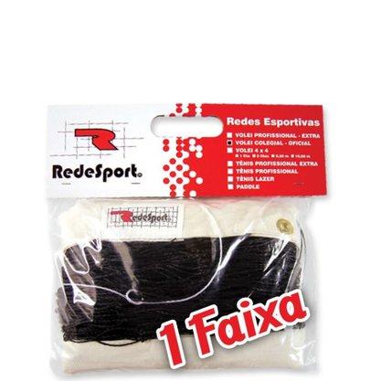 REDE VOLEI REDESPORT COLEGIAL OFICIAL 1 FX 9.5 M