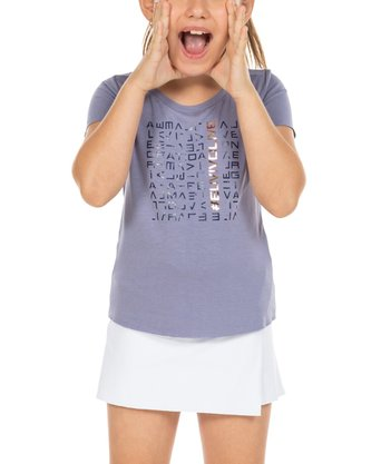 Saia com Shorts LIVE! Comfy Essential Kids