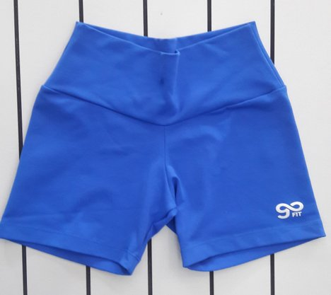 Short Go Fit Suplex Blue