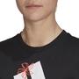 Camiseta Adidas Floral