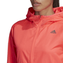 Jaqueta Corta Vento Adidas Own the Run Hooded